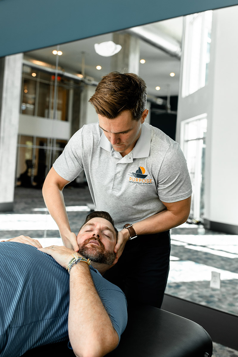 neck and shoulders physical therapy
